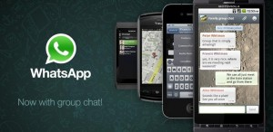 Whatsapp for Samsung Galaxy Ace and Galaxy y