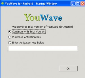 Whatsapp for YouWave