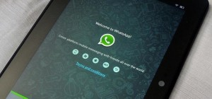 Whatsapp for kindle