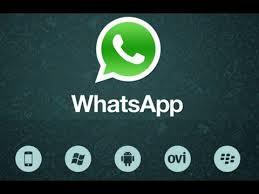 How to forward a video through WhatsApp