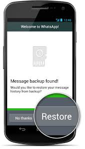 How to backup your WhatsApp chat
