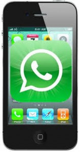 whatsapp per iphone