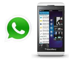 whatsapp per blackberry last update