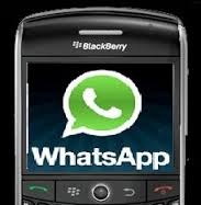 whatsapp per blackberry new beta
