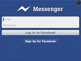 Image result for Facebook messenger