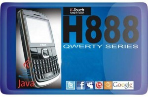 K-Touch H888