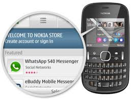 whatsapp for nokia 201
