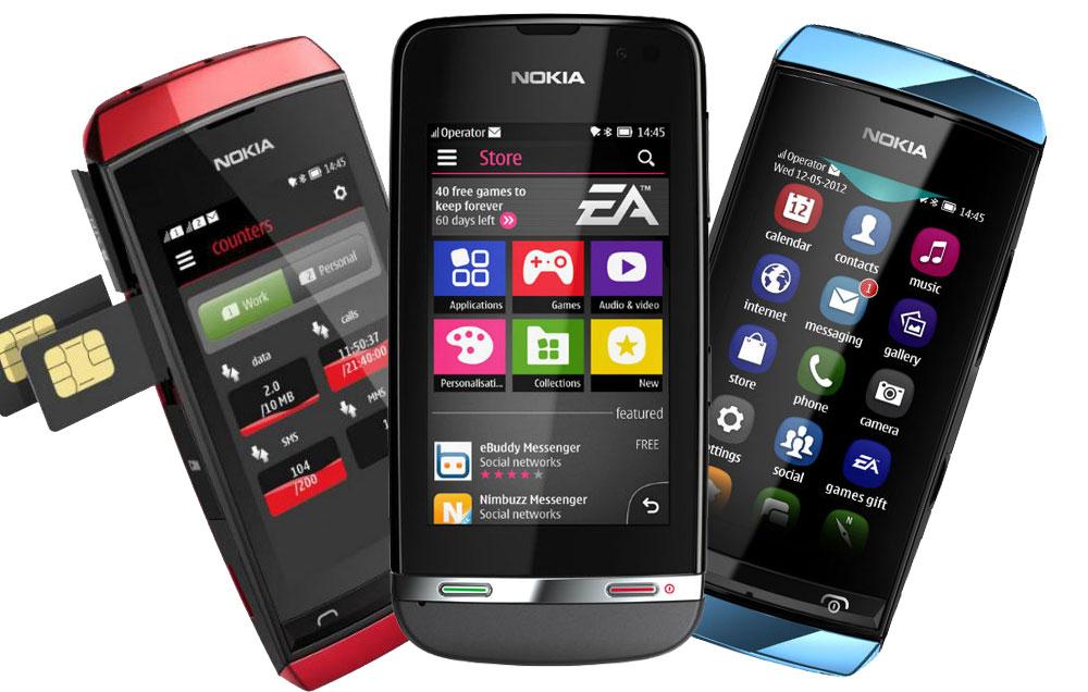 Nokia asha 305 скачать приложения