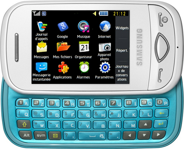 Whatsapp for Samsung B3410 ܍ Download