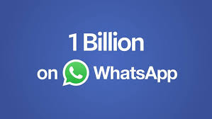 One billion users