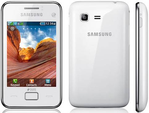 Samsung S5222 Duos