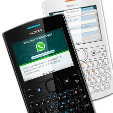WhatsAPp for nokia asha 2 13 40