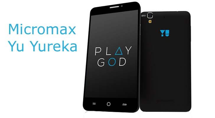 YU Yureka Phone