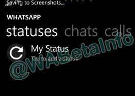 WA for WP My Status