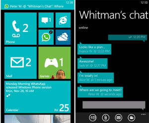 Whatsapp for lumia