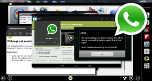 WhatsApp For Bluestacks