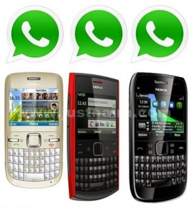 Whatsapp for Nokia x2-00 - x2-01 - x2-02