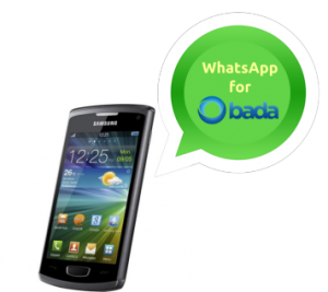 Whatsapp for Samsung wave y and 525