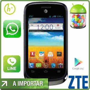 Whatsapp for ZTE android - x1 - v795l and blade