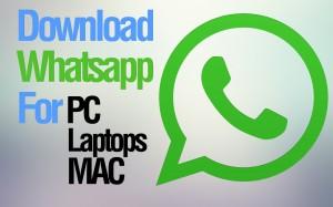Whatsapp for computer Mac desktop