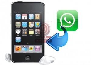Whatsapp for iPod