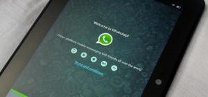 Whatsapp for kindle