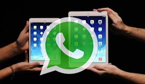 whatsapp for ipad air
