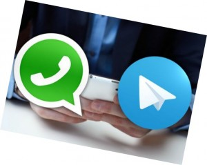 Telegram-VS-Whatsapp