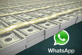 far soldi con whatsapp