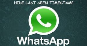 whatsapp timestamp