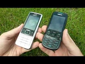 Nokia 6300 and Nokia 6303