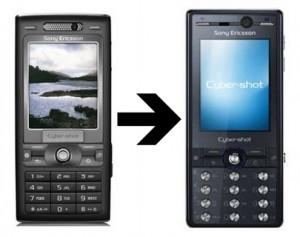 Sony Ericsson k800 and k800i