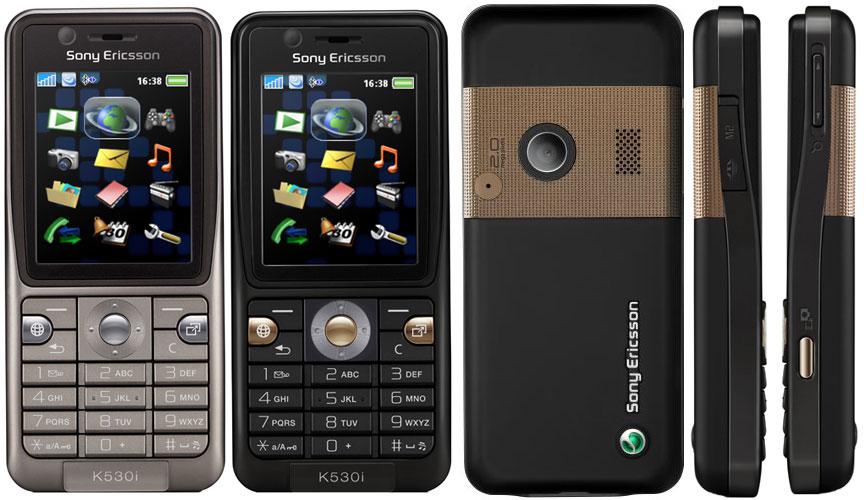 Sony Ericsson K 530i