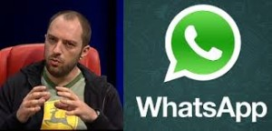 Koum whatsapp supports apple