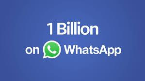 One billion users