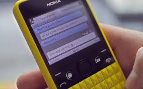 WhatsApp Nokia Symbian update