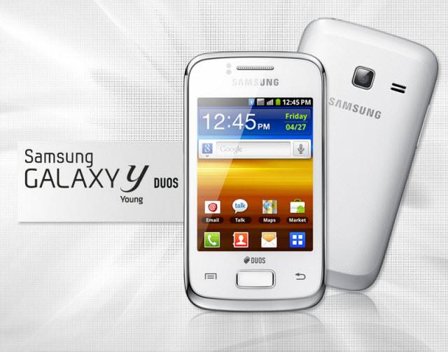 Samsung S6102 Y Duos