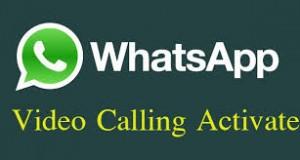WA Windows Phone video calling