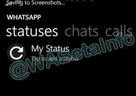 WA for WP My Status